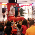 Domingos de teatro en La Vaguada