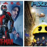 Ant-Man y Pixels estrenos en cines La Vaguada el  24 de julio de 2015