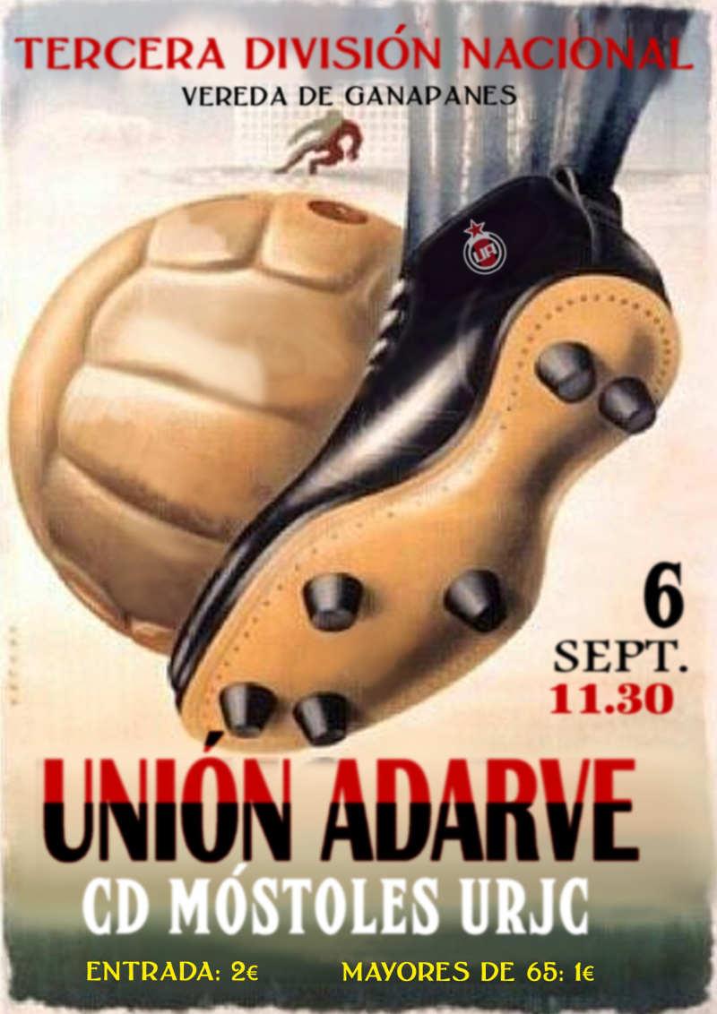 Unión Adarve - CD Móstoles URJC