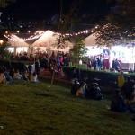Casetas de las Fiestas del Barrio del Pilar