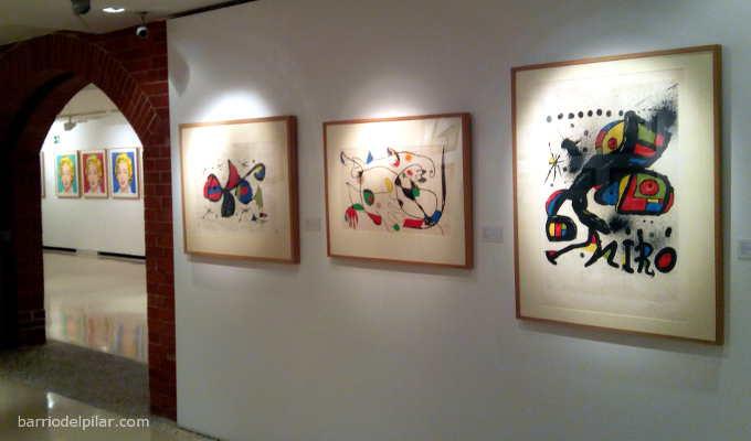 Exposición del Museo del Grabado Español Contemporáneo