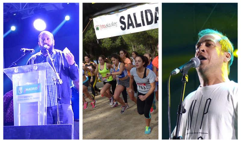Fiestas del Barrio del Pilar 2015