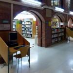 Biblioteca José Saramago - La Vaguada