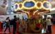 Carrusel de Navidad 2015 en La Vaguada