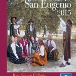 Romería de San Eugenio 2015. Cartel