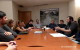 Encuentro de Guillermo Zapata con los medios de comunicación de Fuencarral-El Pardo