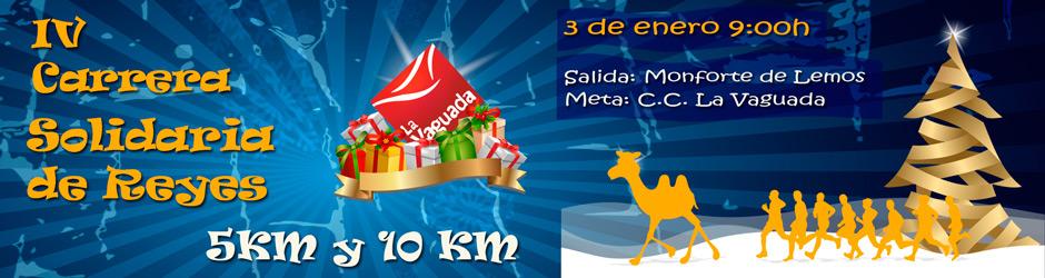 IV Carrera Solidaria de Reyes La Vaguada - Barrio del Pilar