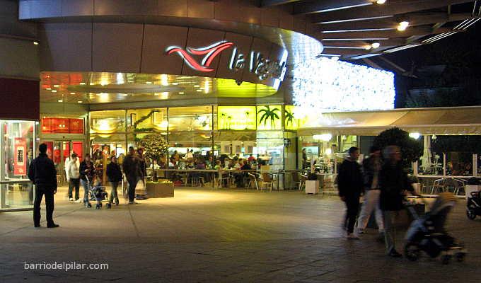 Cafetería Manila en La Vaguada