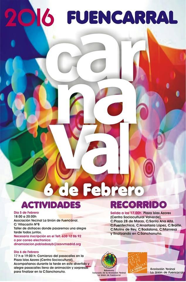 Carnaval de Fuencarral 2916