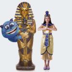 Egipto en la ludoteca de La Vaguada
