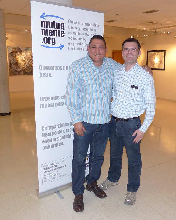 Felipe Alarcón e Ignacio Valseca