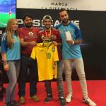 Final PES 2016 La Vaguada