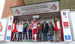 Ganadores 29º Vuelta Ciclista a Madrid