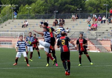 Unión Adarve - Internacional de Madrid. Campo de fútbol Vicente del Bosque