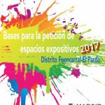 Solicitud de espacio expositivos de Fuencarral-El Pardo 2017