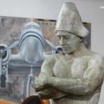 "Exposición AEPE Centro Cultural La Vaguada. ""Don Tancredo"". Coderch & Malavia Sculptors"