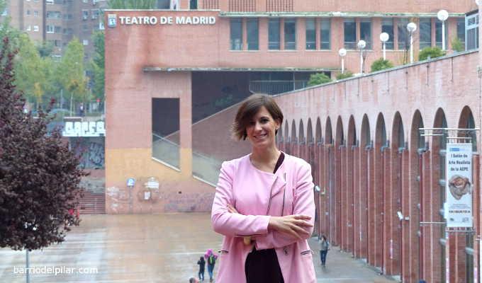 Sofía Miranda. Concejala Ciudadanos en el Ayuntamiento de Madrid