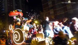 Cabalgata 2017 Barrio del Pilar