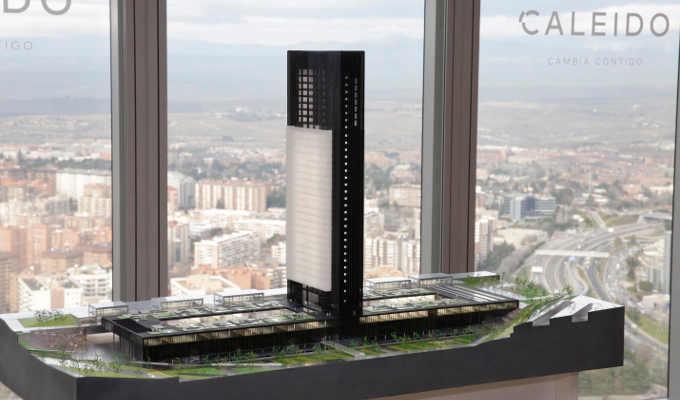 Torre Caleido. La Quinta Torre