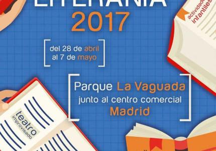 LITERANIA 2017. Festival de la Lectura