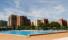 La piscina de verano del Barrio del Pilar cierra siendo la de mayor crecimiento de Madrid